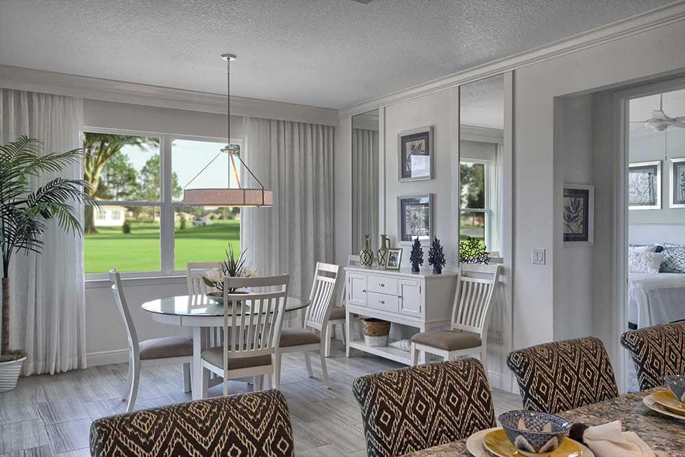 Living Area featured in the Candler Hills - Brighton By Colen Built Development, LLC in Ocala, FL