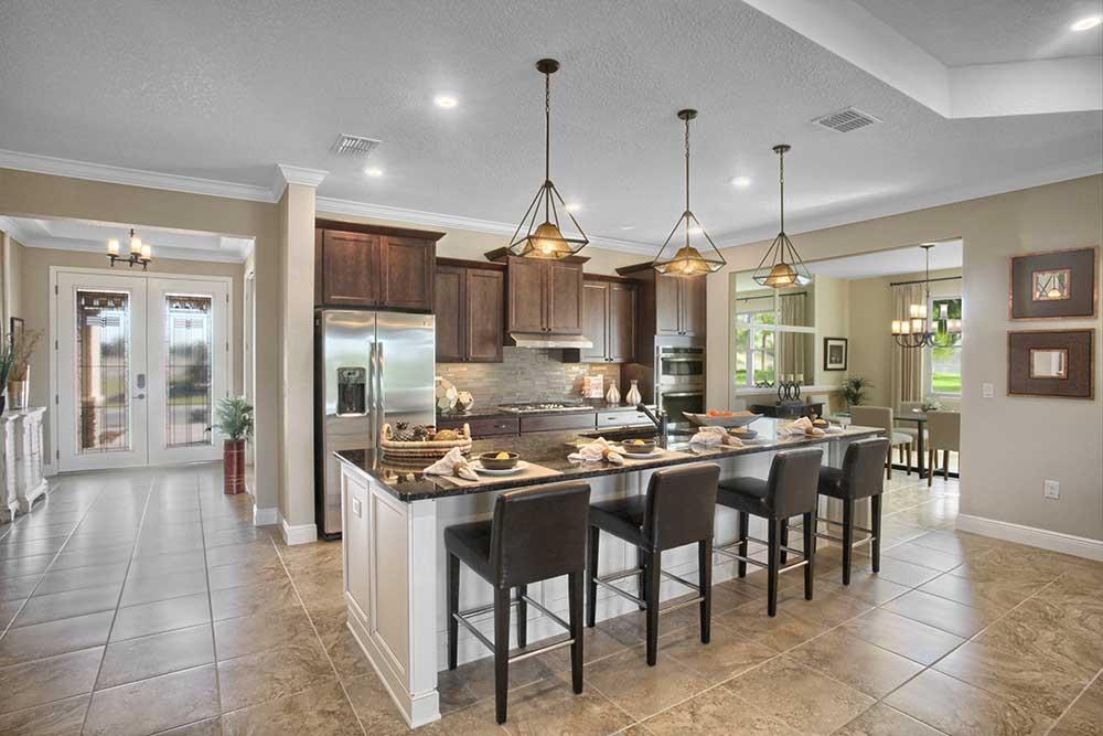 Kitchen featured in the Candler Hills - Wellington By Colen Built Development, LLC in Ocala, FL
