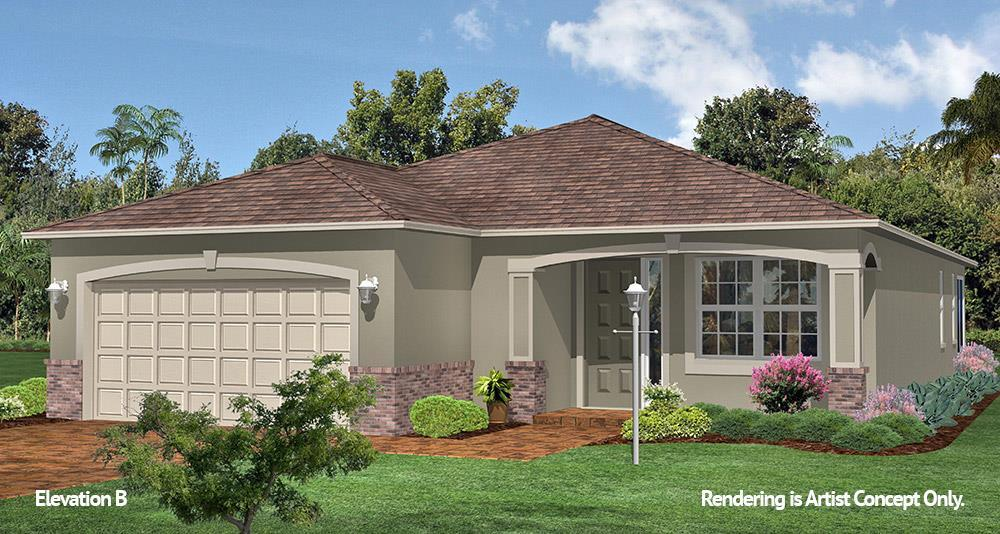 Exterior featured in the Orchid By On Top of the World Communities in Ocala, FL