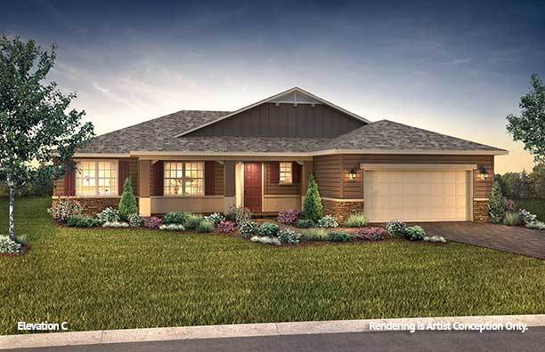 Exterior featured in the Aurelia By On Top of the World Communities in Ocala, FL