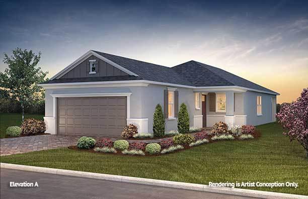 Exterior featured in the Crescent Ridge - Tamar By Colen Built Development, LLC in Ocala, FL