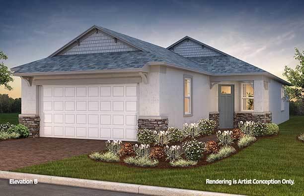 Exterior featured in the Weybourne Landing - Elon By Colen Built Development, LLC in Ocala, FL