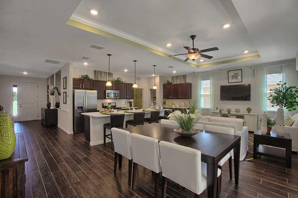 Living Area featured in the Weybourne Landing - Ginger By Colen Built Development, LLC in Ocala, FL