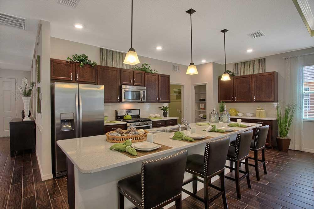 Kitchen featured in the Weybourne Landing - Ginger By Colen Built Development, LLC in Ocala, FL