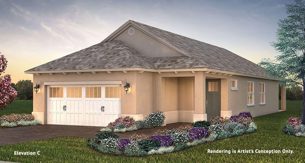 Exterior featured in the Longleaf Ridge - Rimon By Colen Built Development, LLC in Ocala, FL