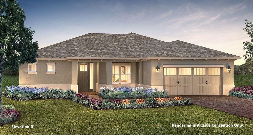 Exterior featured in the Longleaf Ridge - Livingston By Colen Built Development, LLC in Ocala, FL