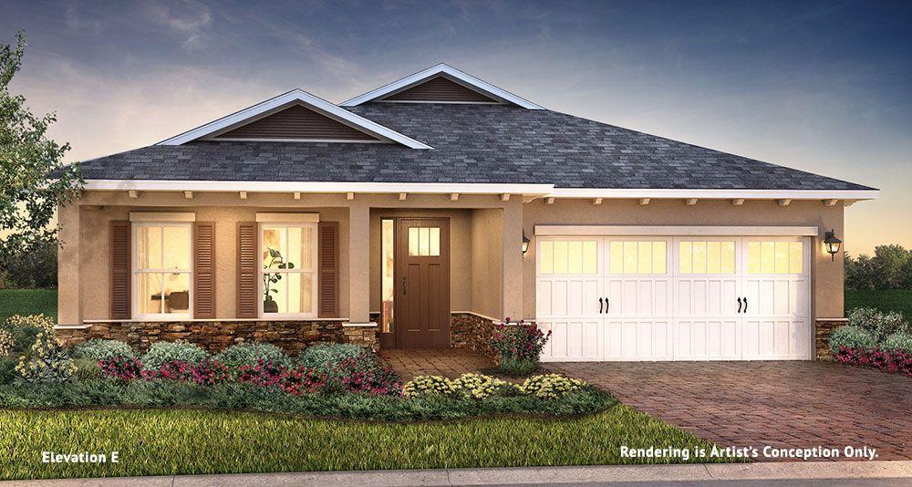Exterior featured in the Longleaf Ridge - Juliana By Colen Built Development, LLC in Ocala, FL