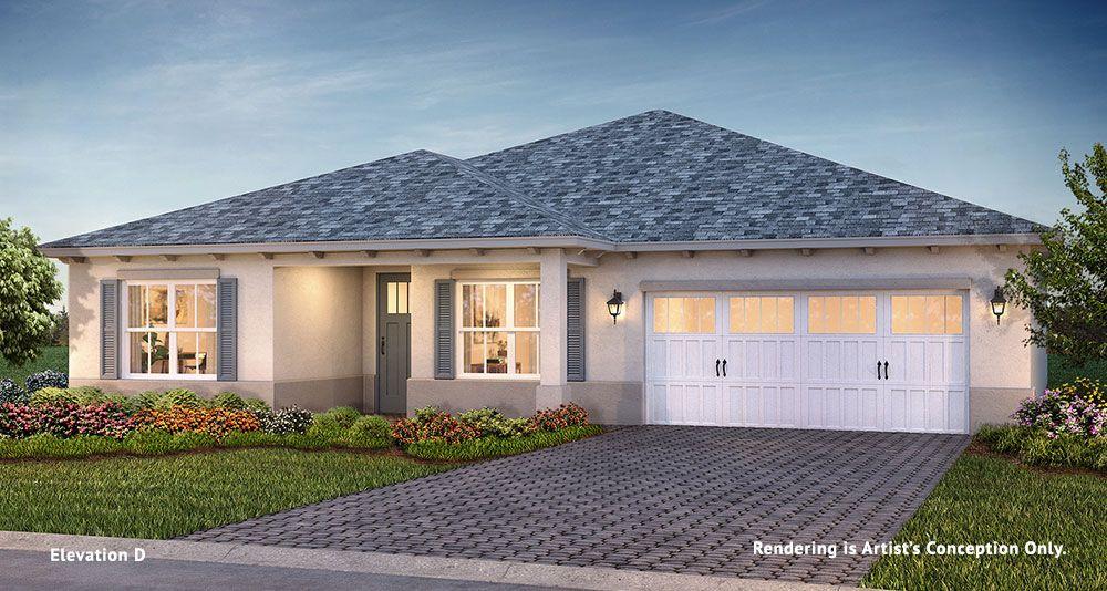 Exterior featured in the Longleaf Ridge - Ariana By Colen Built Development, LLC in Ocala, FL
