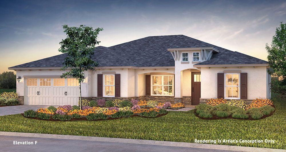 Exterior featured in the Longleaf Ridge - Beatrix By Colen Built Development, LLC in Ocala, FL