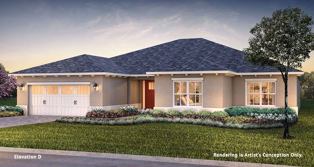 Exterior featured in the Longleaf Ridge - Willem By Colen Built Development, LLC in Ocala, FL