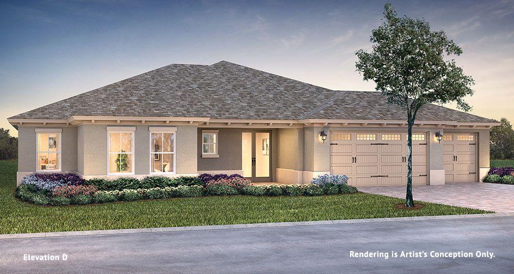 Exterior featured in the Longleaf Ridge - Wellington By Colen Built Development, LLC in Ocala, FL