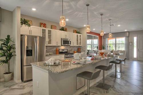 Kitchen-in-Orchid-at-On Top of the World Communities-in-Ocala