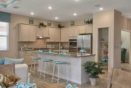Kitchen-in-Sunflower-at-On Top of the World Communities-in-Ocala