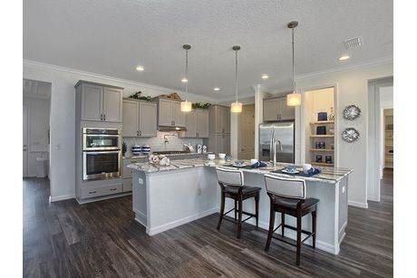 Kitchen-in-Beatrix-at-On Top of the World Communities-in-Ocala