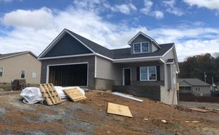 Ashley Meadows by Orth Construction in Johnson City-Bristol Tennessee