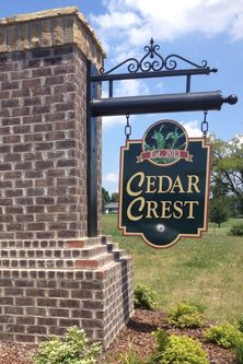 Cedar Crest by Orth Construction in Johnson City-Bristol Tennessee