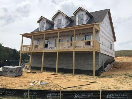 Douglas Chapel Estates by Orth Construction in Johnson City-Bristol Tennessee
