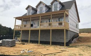 Douglas Chapel Estates by Orth Construction in Johnson City-Bristol Tennessee
