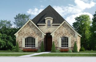Naples | Villa - Iron Horse Commons: North Richland Hills, Texas - Our Country Homes