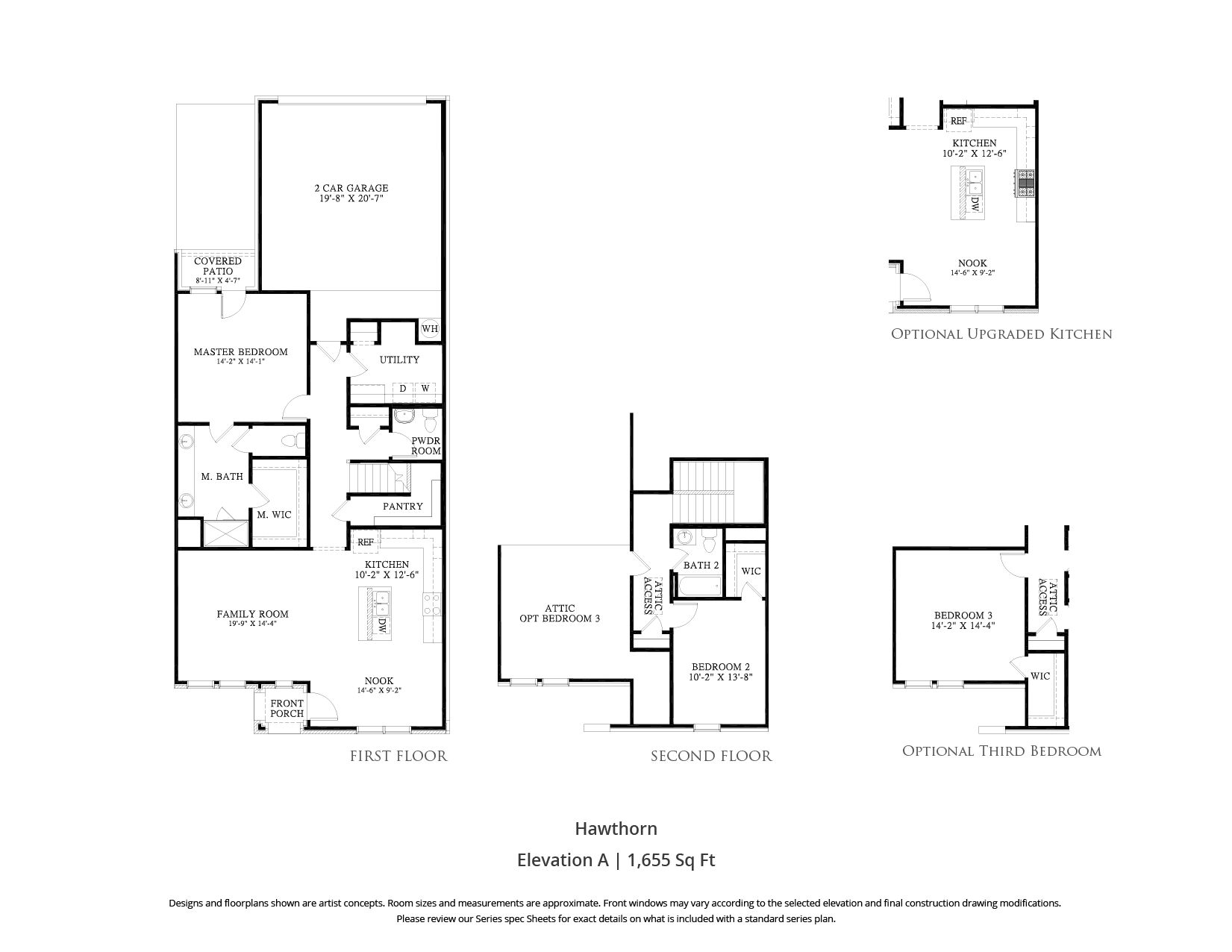 Hawthorn   Townhome 2