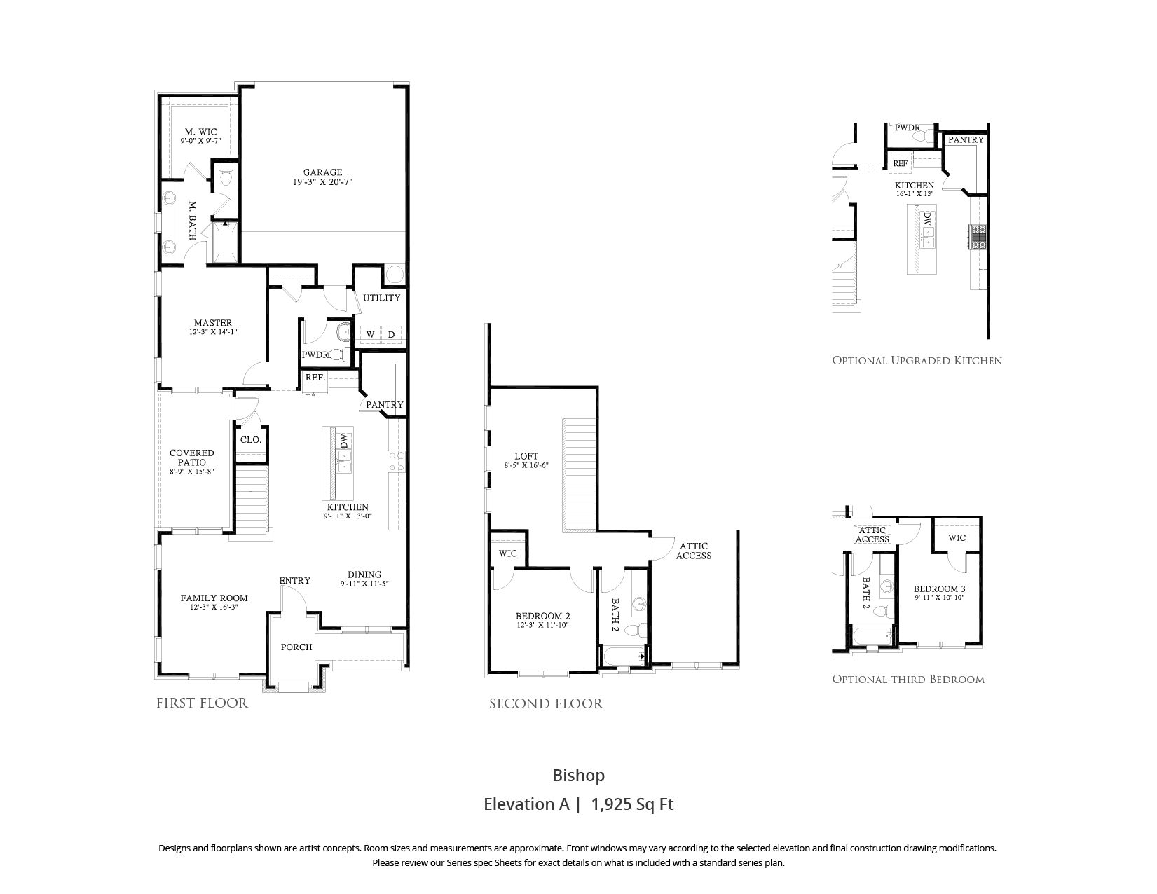 Bishop | Townhome 1