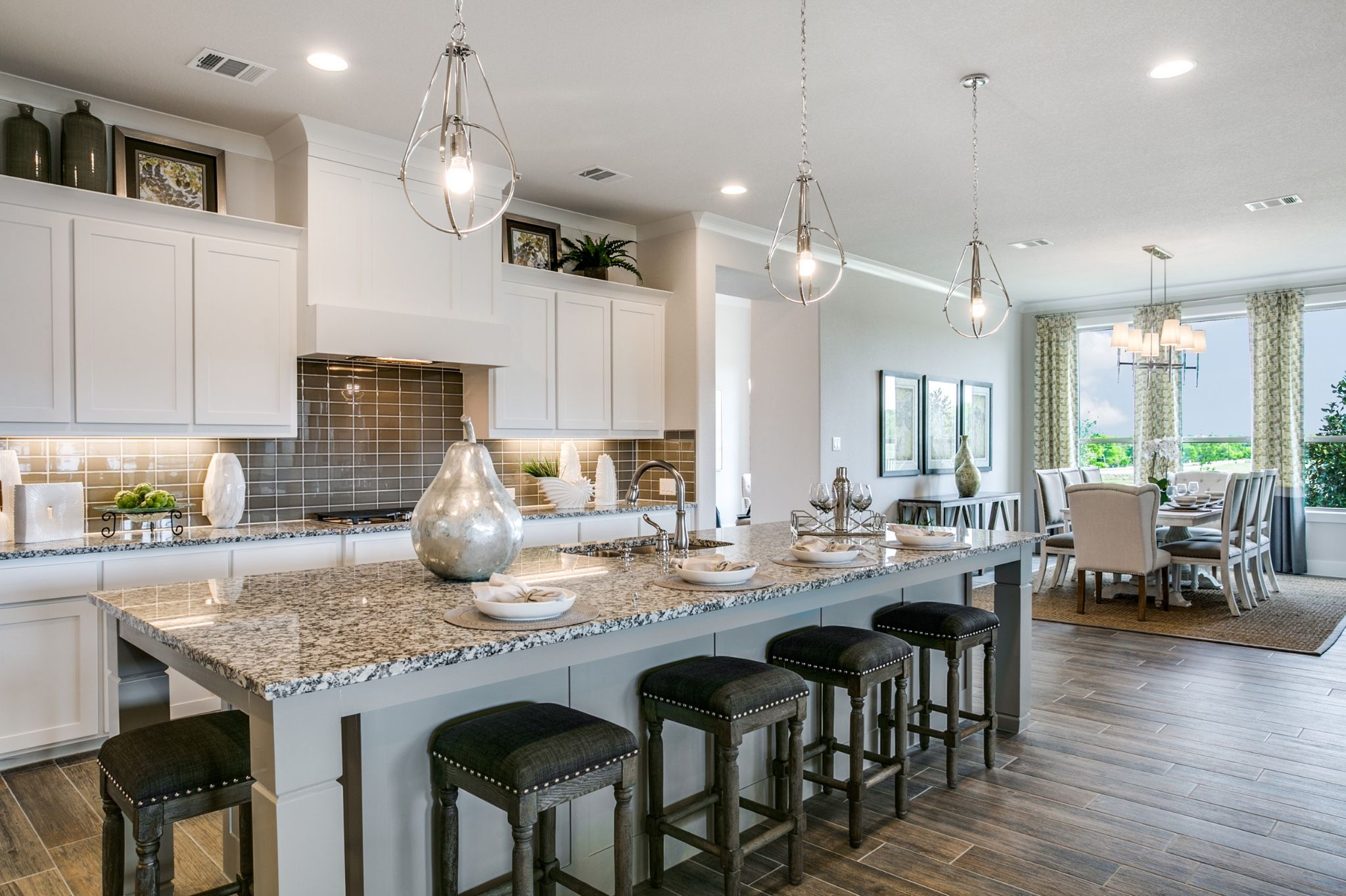 Kitchen featured in the Palmer By Our Country Homes  in Dallas, TX