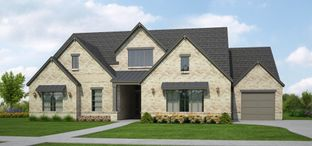 Presley - Brockdale Estates: Lucas, Texas - Our Country Homes