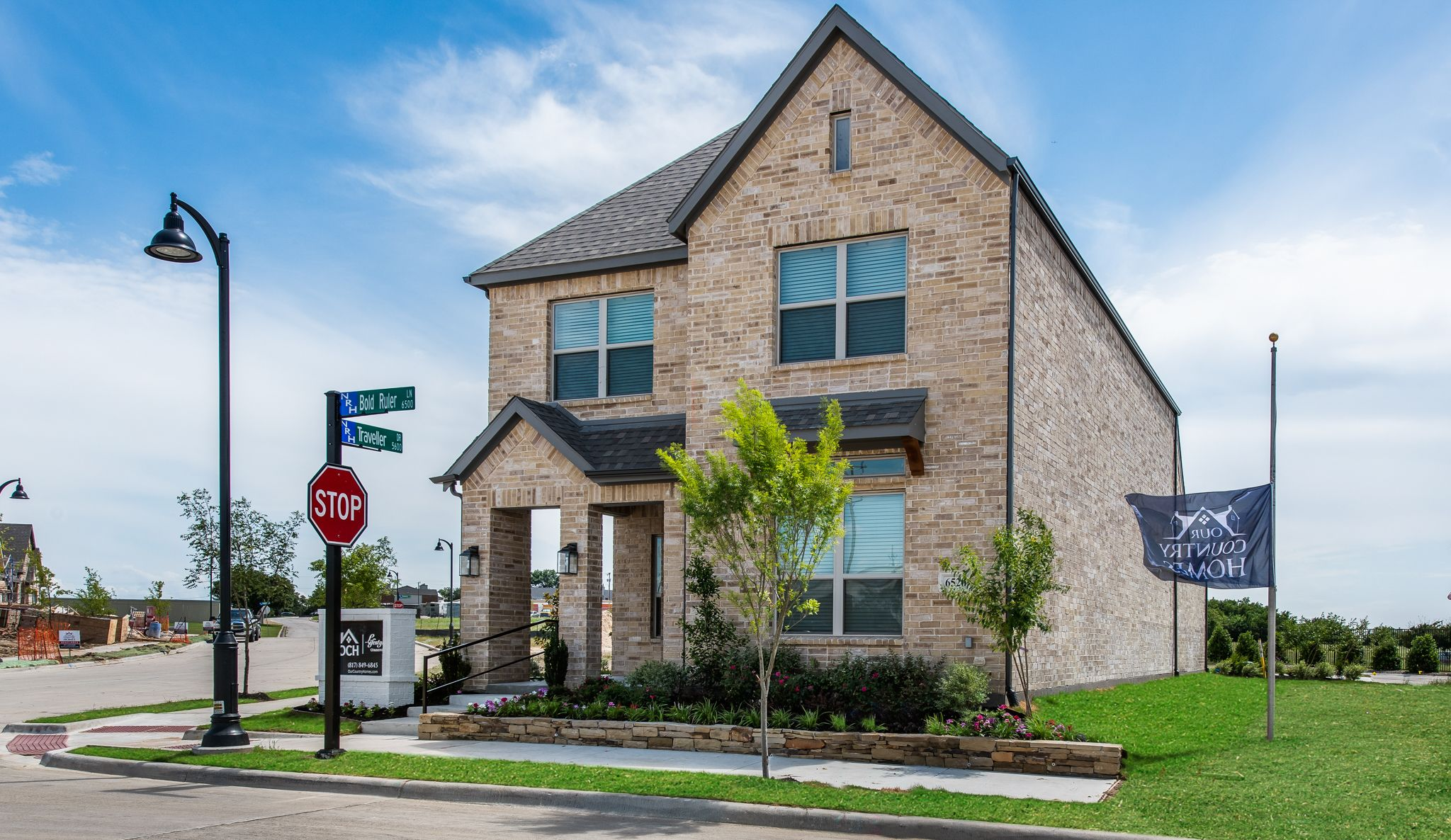 'Iron Horse Commons' by Our Country Homes  in Fort Worth