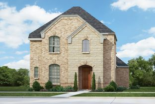 Solana | Villa - Iron Horse Commons: North Richland Hills, Texas - Our Country Homes