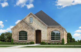 Valetta | Villa - Iron Horse Commons: North Richland Hills, Texas - Our Country Homes