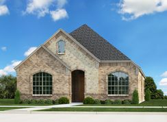 Valetta   Villa - Iron Horse Commons: North Richland Hills, Texas - Our Country Homes