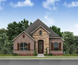 Ventura | Villa - Iron Horse Commons: North Richland Hills, Texas - Our Country Homes