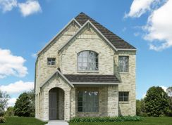 Brentwood | Cottage - Iron Horse Commons: North Richland Hills, Texas - Our Country Homes
