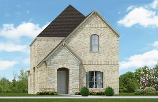 Banbridge | Cottage - Iron Horse Commons: North Richland Hills, Texas - Our Country Homes