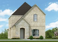 Banbridge   Cottage - Iron Horse Commons: North Richland Hills, Texas - Our Country Homes