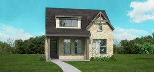 Belmont | Cottage - Iron Horse Commons: North Richland Hills, Texas - Our Country Homes