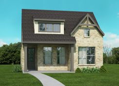 Belmont   Cottage - Iron Horse Commons: North Richland Hills, Texas - Our Country Homes