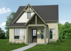 Berkeley   Cottage - Iron Horse Commons: North Richland Hills, Texas - Our Country Homes
