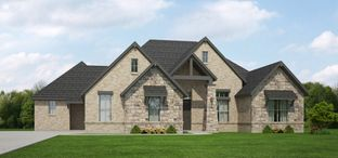 9125 Conejo Court - Thornbridge North: North Richland Hills, Texas - Our Country Homes
