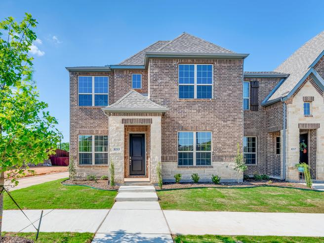 8213 Cotton Belt Ln (Linden | Townhome)