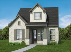 Berkeley | Cottage - Iron Horse Commons: North Richland Hills, Texas - Our Country Homes