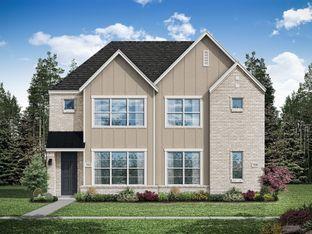Cosmopolitan - Unit B - Urban Trails: North Richland Hills, Texas - Our Country Homes