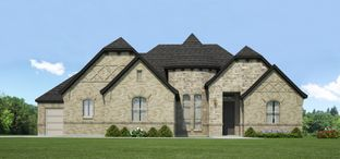 Powell - Thornbridge North: North Richland Hills, Texas - Our Country Homes