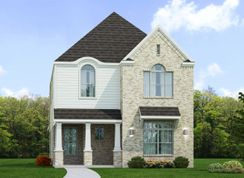 Bradford   Cottage - Iron Horse Commons: North Richland Hills, Texas - Our Country Homes