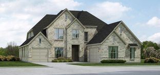 Marshall - Thornbridge North: North Richland Hills, Texas - Our Country Homes