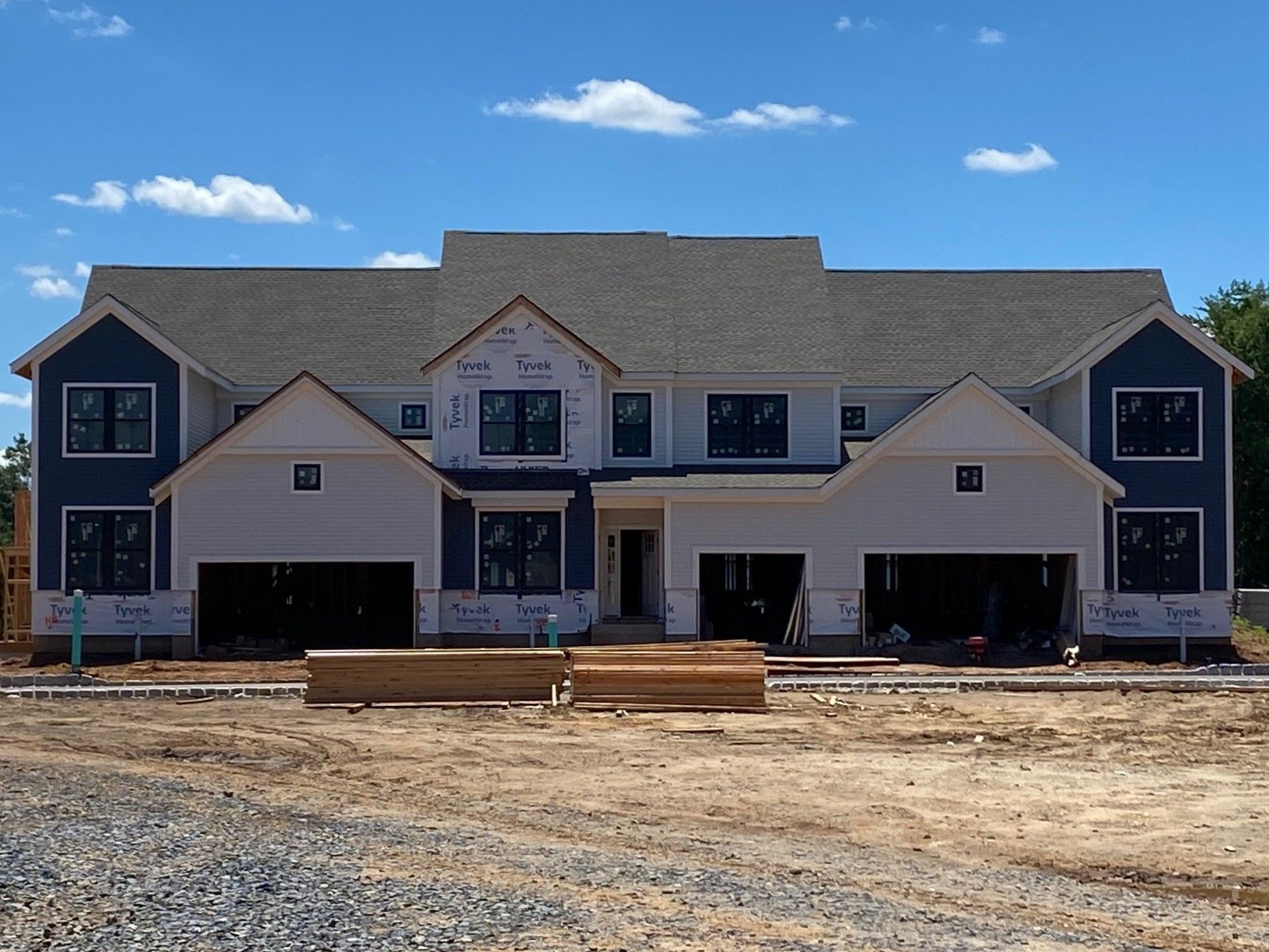 Exterior featured in the Asti By Sharbell Development Corp. in Mercer County, NJ