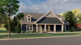 The Post at Glacier Pointe by Bob Webb Homes in Columbus Ohio