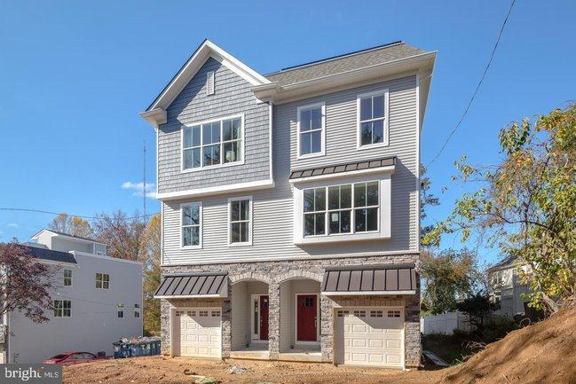 Exterior featured in the Carriage Homes By PRDC Properties in Philadelphia, PA
