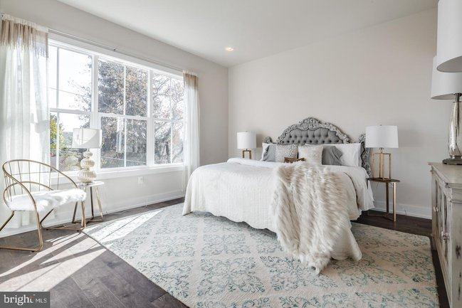 Bedroom featured in the Carriage Homes By PRDC Properties in Philadelphia, PA