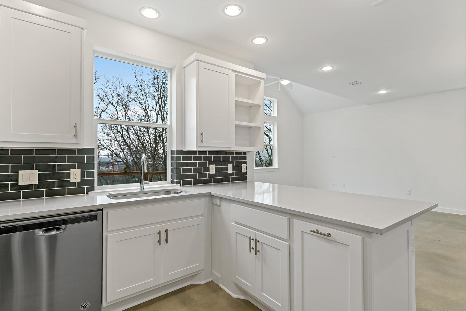 Kitchen featured in the Home D By StoryBuilt in Dallas, TX